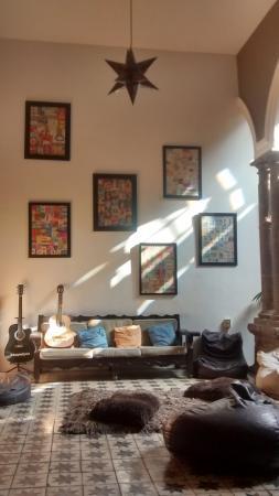 Hostel Guadalajara Centro: Áreas comunes