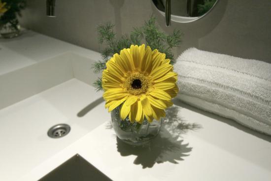 Dazzler Palermo: Bathroom