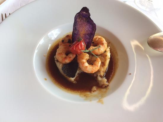 Hotel Restaurant Le Bellevue : Risotto