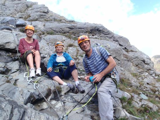 Eden Valley Adventures: Honister Via Ferrata