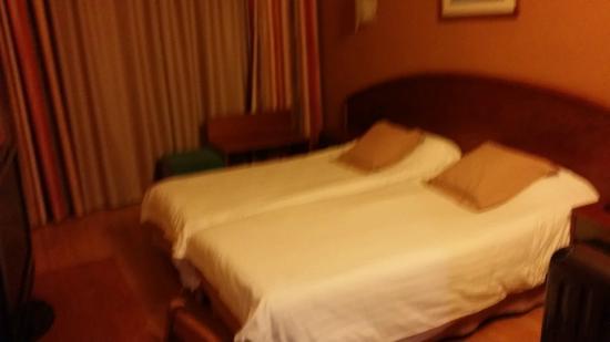 Hotel Helios Mallorca : la chambre
