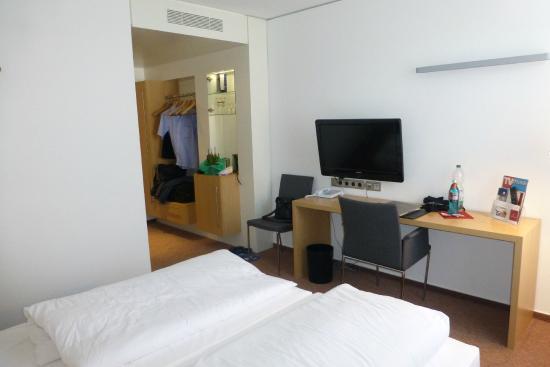 Stadthotel Münster: Zimmer 244