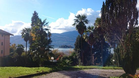 Ostello di Verbania: View towards the hostel