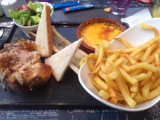 Chic O Rail: Assiette flamande