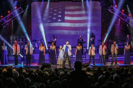 Clay Cooper Theatre: America Stand Strong