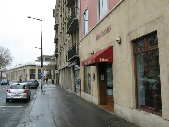 Hotel Carmin : Fachada