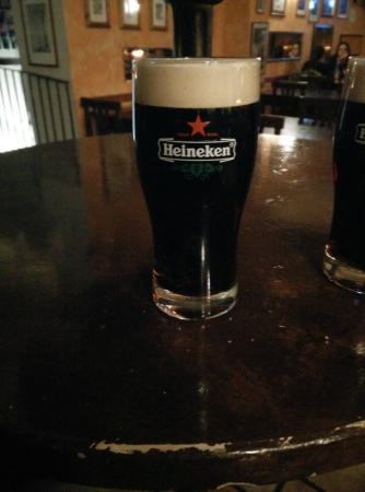 Irish Pub Temple Bar : murphy's, in incognito!
