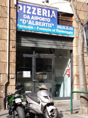 Pizzeria da asporto D'Albertis