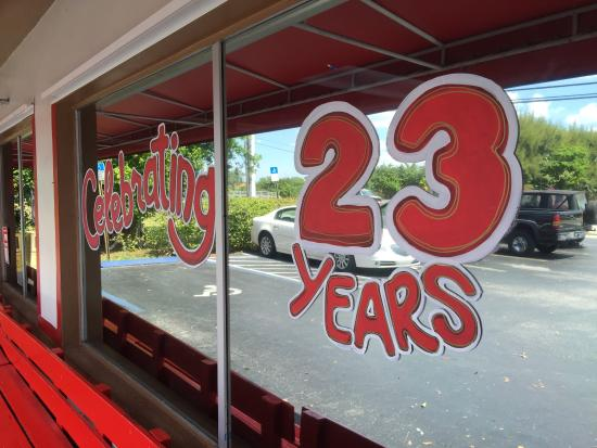 Andrews Diner : Been here for 23 years!