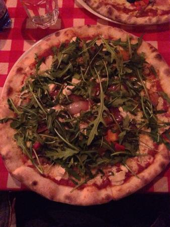 Fat Freddy's: Vegetarian Pizza