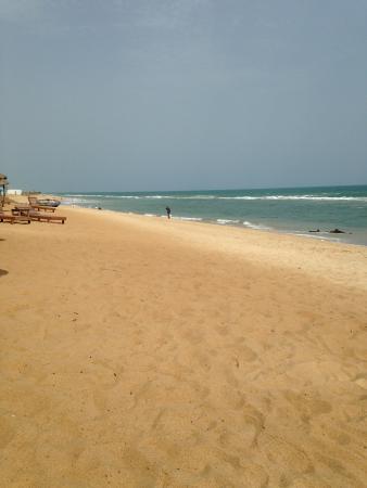 Hotel Coco beach: Great Beach !