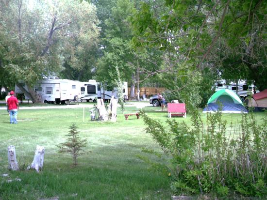 We 39 Re Old School 39 Lots Of Room For Every Camper