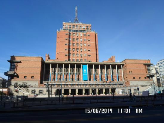 Palacio Municipal de Montevideo