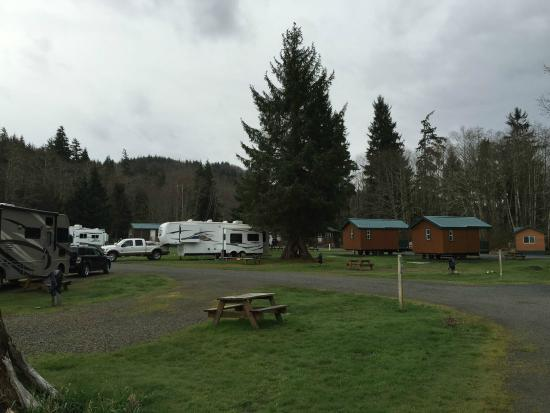 Thousands Trails Campground Picture Of Seaside Rv Resort