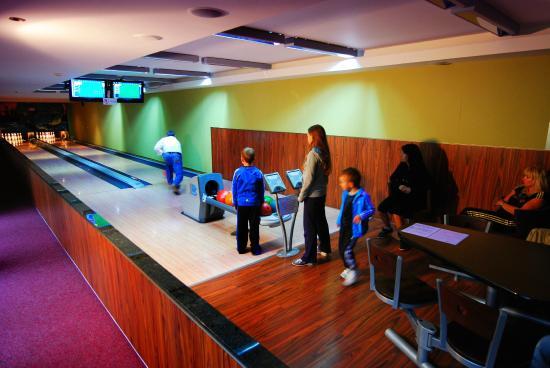 Rajecké Teplice, Σλοβακία: Bowling