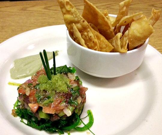 Sea catch restaurant raw bar american restaurant for American cuisine restaurants in dc