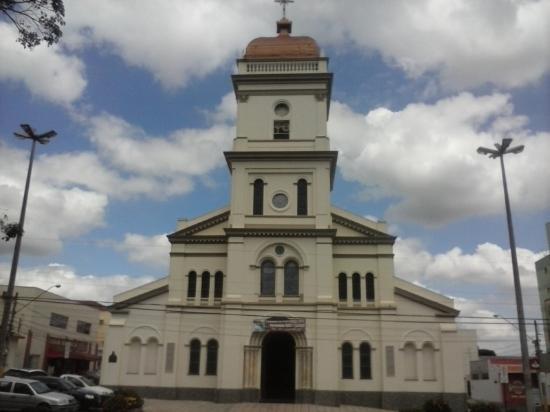 Paróquia Santissima Trindade de Tiête