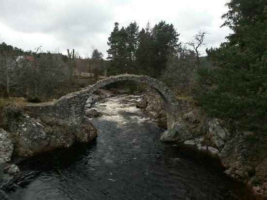 Aviemore, UK: The Old Bridge