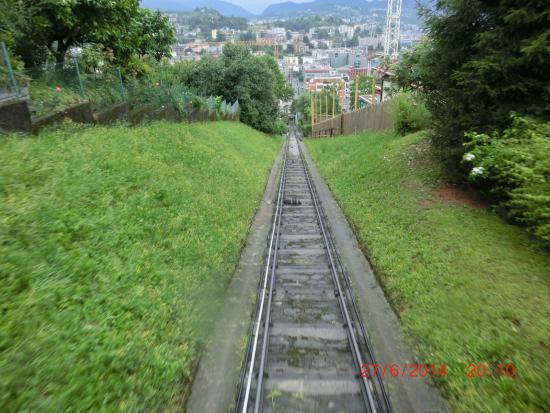 Funicular Monte San Salvatore