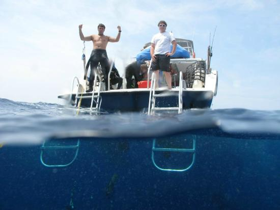Express Watersports Dive Charter
