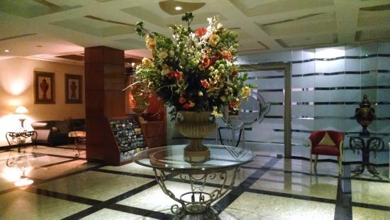 Hotel Escandon : lobby