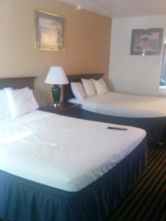 Beds in room #222