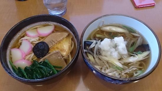 Umiakari: ぶりしゃぶとバター焼き