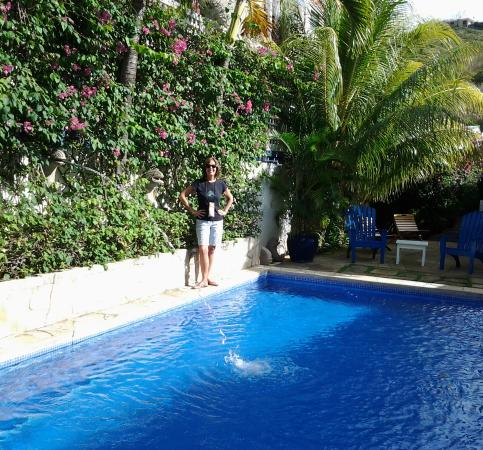 La Posada Azul: The  lovely pool