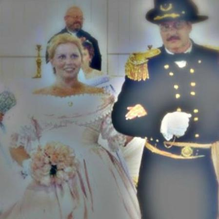 Bernadine's Stillman Inn: civil war honeymoon Stillman Inn
