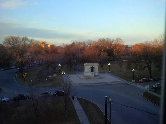 Morgan State House: Good morning, Albany!
