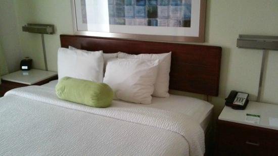 SpringHill Suites Phoenix Chandler/Fashion Center: Bed