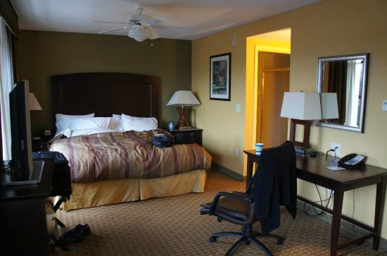 Homewood Suites Dover-Rockaway: Room