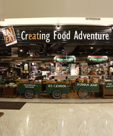 Eat & Eat, Grand Metropolitan Mall, Bekasi: getlstd_property_photo
