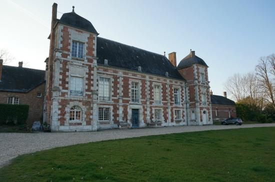 chateau exterior picture of chateau de bonnemare radepont tripadvisor. Black Bedroom Furniture Sets. Home Design Ideas