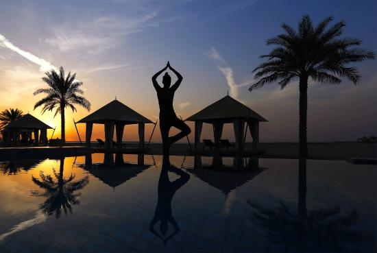Banyan Tree Spa Ras Al Khaimah Beach