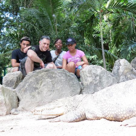 Hummer Jungle Tours : Fun on the tour