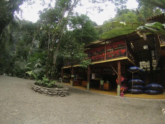 Puerto Triunfo, Colombia: Planning the activities