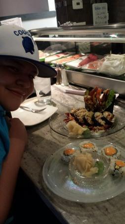 Kobe Sushi Bar & Grill