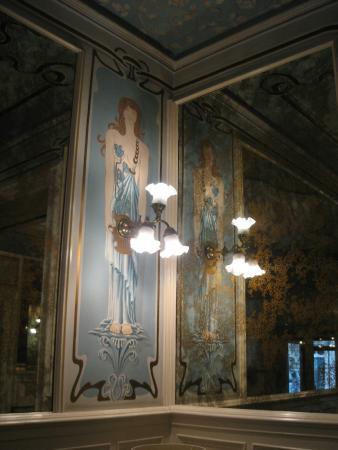 Henri Hotel Berlin: Bild från hotellets allmänna utrymmen