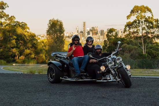 Brisbane Trike Tours