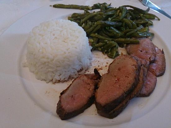 Le Relais de Franc Mayne: 昼食