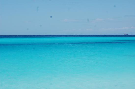 Pedernales, República Dominicana: calme dans le bleu...