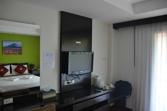 Aloha Residence Hotel: наш номер