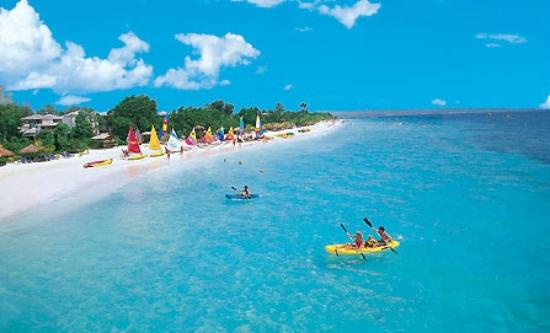 Best Beaches Around Montego Bay