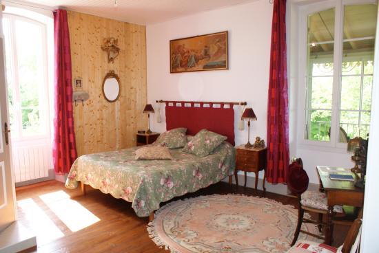 Peyriere, France: Chambre Lilou
