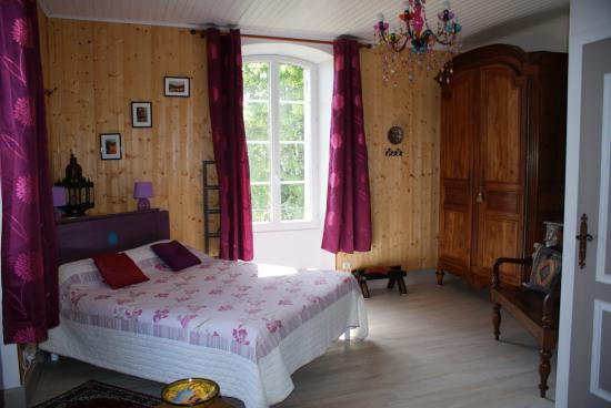 Peyriere, Francia: Chambre Antinéa