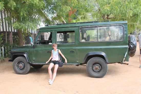 Ukunda, Kenya: African Bush & Beach Adventures - Day tours