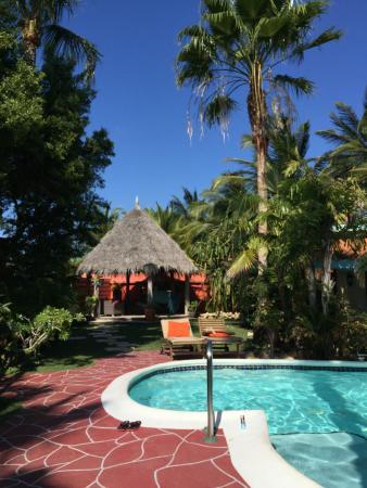 Boardwalk Hotel Aruba: Beautiful and charming surrounding at hotel