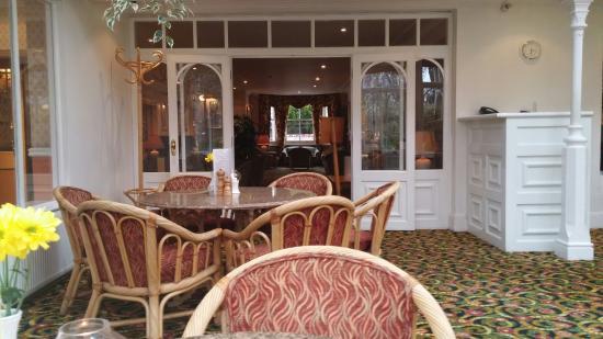 Arundel House Hotel Restaurant