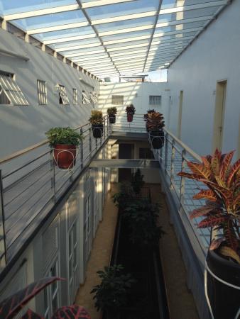 Hotel Principal: 4th floor